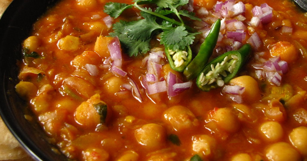 new way of cooking chickpea recipe