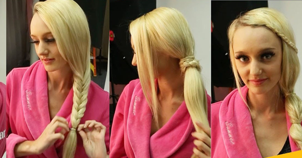 10 Hairstyles That Can Be Done in 3 Minutes