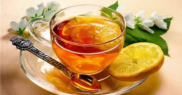 දොඩම් තේ (Orange tea) | Orange Ice Tea Recipe