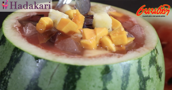 Komadu Mix fruit Juice recipe