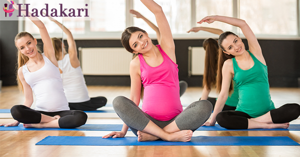 Why is it important to exercise in your pregnancy