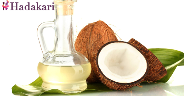 Beauty tips with coconut oil