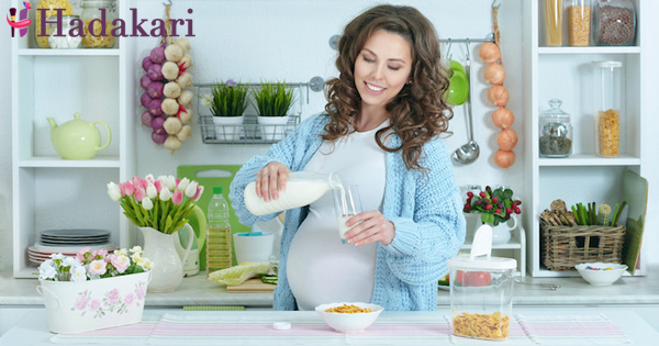 think twice about what you eat while pregnant