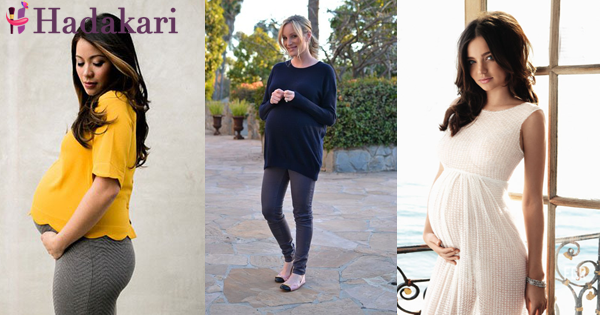 How to wear fashionable while you are pregnant