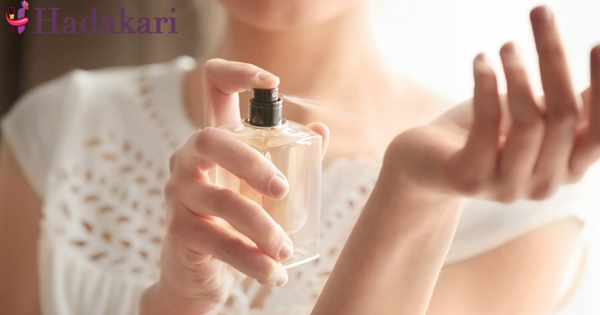 How to keep the perfume fragrance all day long