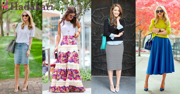 5 skirts for a skirt fan