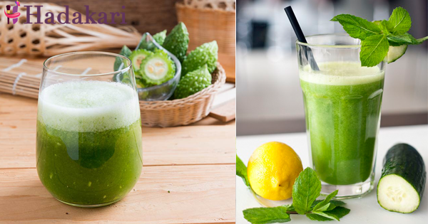 Juices to get rid of diabetics
