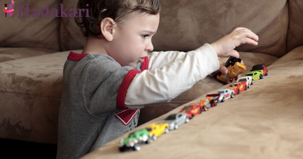 Are you aware of signs of autism in your child? part 2