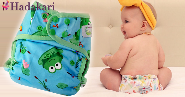 How adequate diapers for your child?