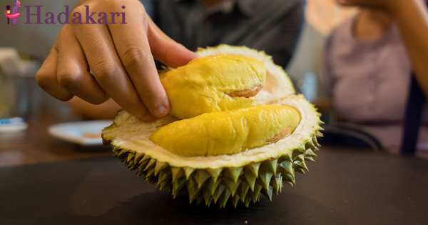 Durian the fruit to improve virility