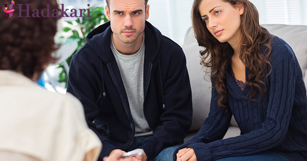 5 signs that a couple needs counselling