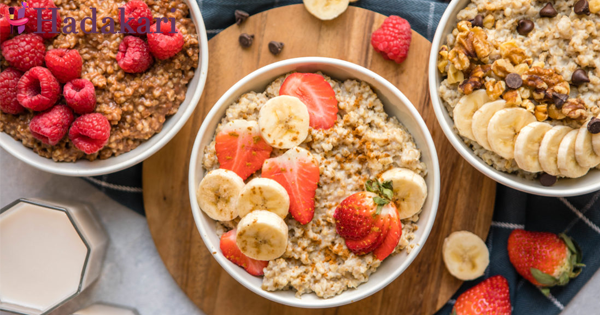 Eat oatmeal these 4 ways to lose weight